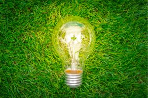 energy savings in construction - icon